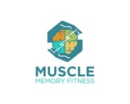 Muscle Memory fitness Logo - Entry #65