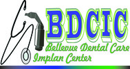 Bellevue Dental Care and Implant Center Logo - Entry #66