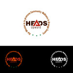 H.E.A.D.S. Upward Logo - Entry #187