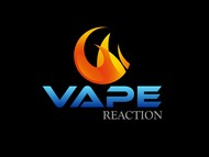 Vape Reaction Logo - Entry #141