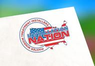 Installation Nation Logo - Entry #40