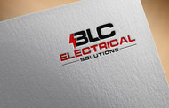 BLC Electrical Solutions Logo - Entry #289