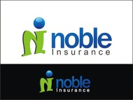 Noble Insurance  Logo - Entry #146