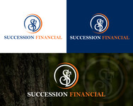 Succession Financial Logo - Entry #750