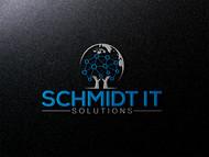 Schmidt IT Solutions Logo - Entry #38