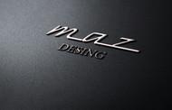 Maz Designs Logo - Entry #89