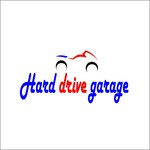 Hard drive garage Logo - Entry #178