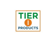 Tier 1 Products Logo - Entry #467