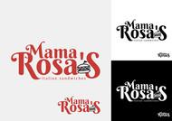 Mama Rosa's Logo - Entry #66