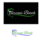 Tuzzins Beach Logo - Entry #90
