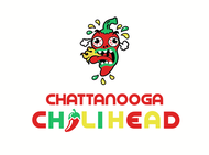 Chattanooga Chilihead Logo - Entry #10