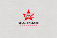 CZ Real Estate Rockstars Logo - Entry #118