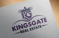 Kingsgate Real Estate Logo - Entry #139