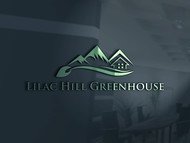 Lilac Hill Greenhouse Logo - Entry #99