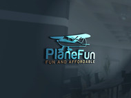 PlaneFun Logo - Entry #155