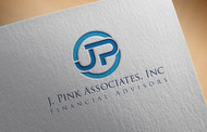 J. Pink Associates, Inc., Financial Advisors Logo - Entry #82