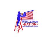 Installation Nation Logo - Entry #155