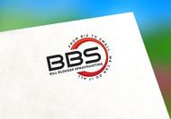 Bill Blokker Spraypainting Logo - Entry #55