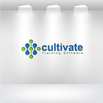 cultivate. Logo - Entry #183