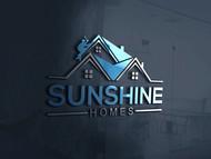 Sunshine Homes Logo - Entry #514