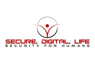 Secure. Digital. Life Logo - Entry #111