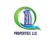 A log for Q Properties LLC. Logo - Entry #20