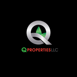 A log for Q Properties LLC. Logo - Entry #35
