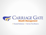 Carriage Gate Wealth Management Logo - Entry #103
