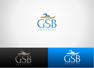 GSB Aquatics Logo - Entry #106