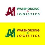 A1 Warehousing & Logistics Logo - Entry #183
