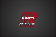 Rams Duty Free + Smoke & Booze Logo - Entry #269