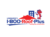 1-800-Roof-Plus Logo - Entry #178