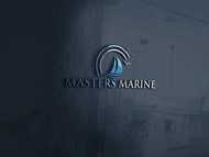 Masters Marine Logo - Entry #273