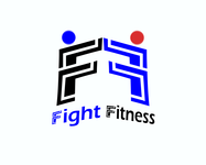 Fight Fitness Logo - Entry #101