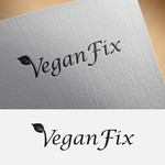 Vegan Fix Logo - Entry #278
