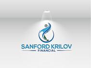 Sanford Krilov Financial       (Sanford is my 1st name & Krilov is my last name) Logo - Entry #404
