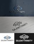SILENTTRINITY Logo - Entry #158