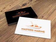 Masters Marine Logo - Entry #191