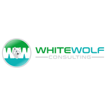 White Wolf Consulting (optional LLC) Logo - Entry #282