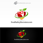 FoodSafetyRecruiter.com Logo - Entry #46