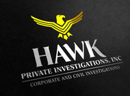 Hawk Private Investigations, Inc. Logo - Entry #75