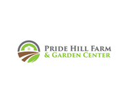 Pride Hill Farm & Garden Center Logo - Entry #18
