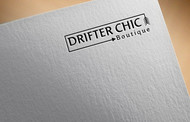 Drifter Chic Boutique Logo - Entry #279
