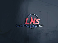 LNS CHIPBLASTER Logo - Entry #100