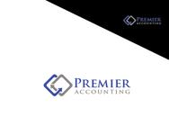 Premier Accounting Logo - Entry #132