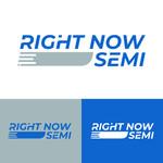 Right Now Semi Logo - Entry #120