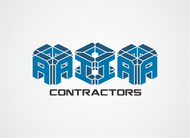 AIA CONTRACTORS Logo - Entry #63