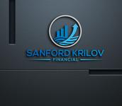 Sanford Krilov Financial       (Sanford is my 1st name & Krilov is my last name) Logo - Entry #506