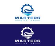 Masters Marine Logo - Entry #142