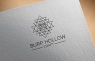 Burp Hollow Craft  Logo - Entry #249